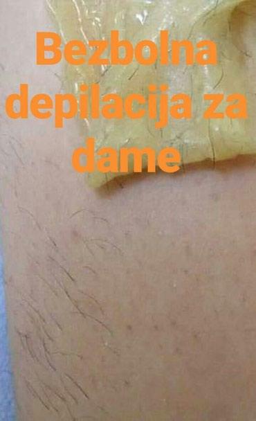 Depilacija bezbolna, intimna 1000, intimna plus prepone 1300 - Belgrade