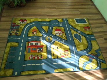 Sintelon dečiji tepih 118x165 - Kovacica