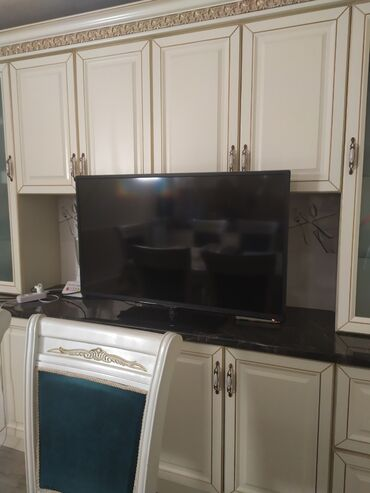 ош сауна кара алма in Кыргызстан   ОТДЕЛОЧНЫЕ РАБОТЫ: Продаю телевизор yasin 48 дюймов.вай фай интернет,usb, всё есть. В