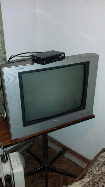 Продаю рабочий телевизор! в Бишкек
