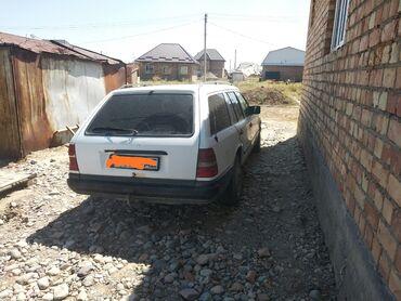 Транспорт - Тынчтык: Mercedes-Benz W124 3 л. 1988   55555 км