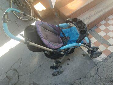 Детский мир - Каракол: Детская прогулочная коляска в хорошем состоянии,все работает