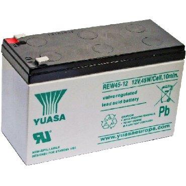 Yuasa Battery 110Ah 12V 900A (393x175x190) silver YBX5020-110 KR. FLEE