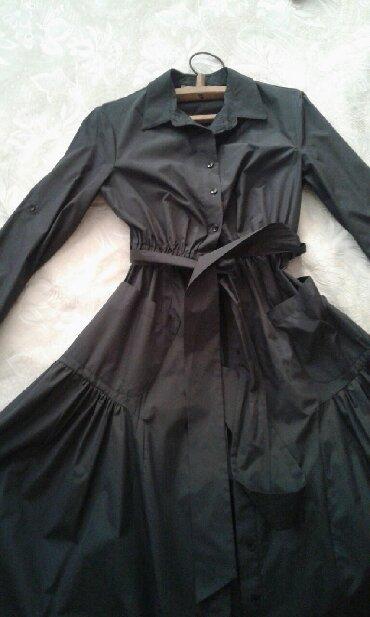 платье рубашка в пол в Кыргызстан: Платье Вечернее Lila M