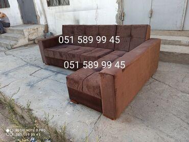 Kunc divanlar satilir 350 manat ve sifarisle tel her cur olcu ve reng
