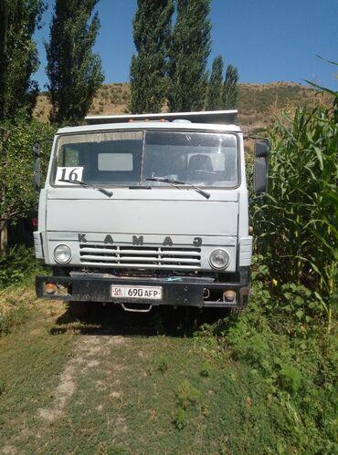 Транспорт - Кара-Кульджа: Камаз