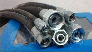 Гидравлические шланги высокого давления (РВД), изготовление и ремонт