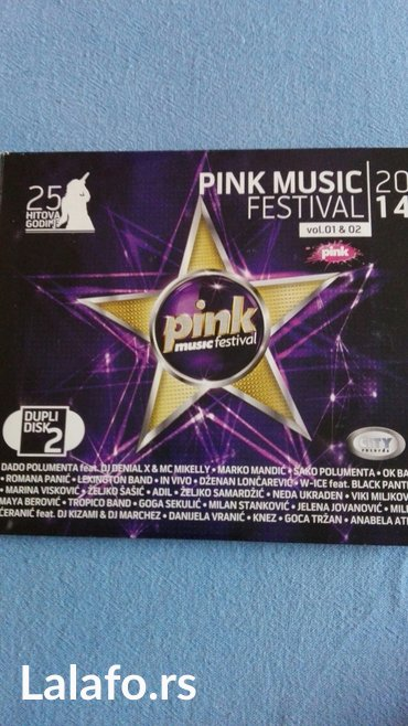 Pink festival - Beograd