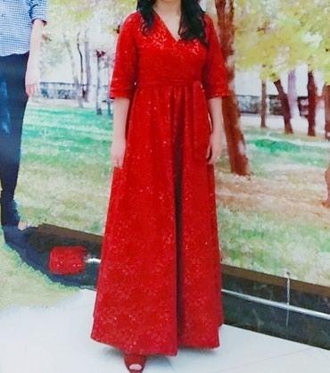 продаётся вечерное платье новое размер 44_46 в Бишкек
