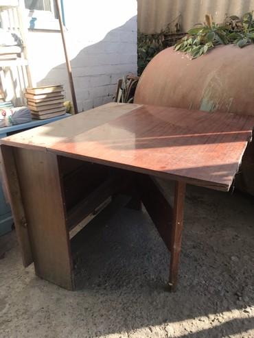 Продаю большой раскладной стол  в Токмак