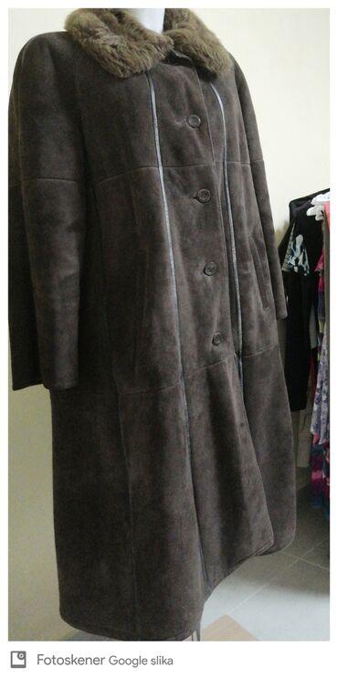 Krzneni kaputi | Stara Pazova: Hanter ženski kaput Vel. 42 Malo nošeno, veoma očuvano Cena 4000 din