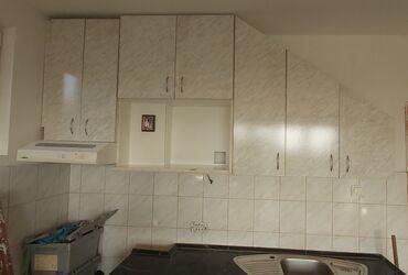Sudopere - Srbija: Kuhinja.Malo korišćena.Bila je u potkrovlju,kosi plafon.Blanco