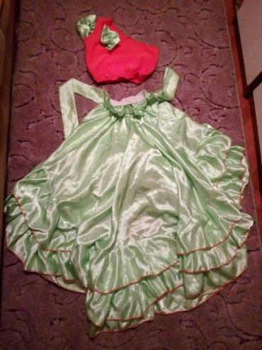 Suknja decija i majica  za 10-12 god bez ostecenja i fleka,lastrez u s - Nis