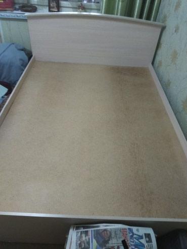 Двухспальная кровать с ящиками внизу в Бишкек