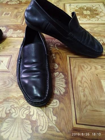 женские туфли кожа в Кыргызстан: Туфли на мальчика кожа 36р