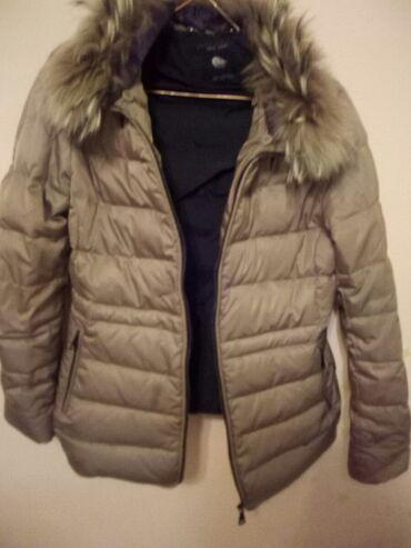 Куртка очень хорошего качества от ZARA WOMEN Очень теплая