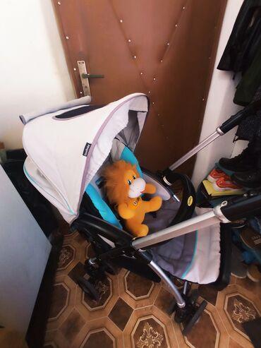 Детский мир - Кара-Балта: Продается детская коляска. Зима (лето) в хорошем состоянии. Цена оконч