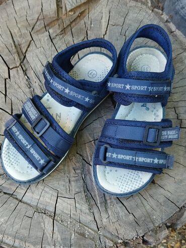 Продаю сандали на мальчика 7-8 лет. Размер 31. Состояние отличное, как