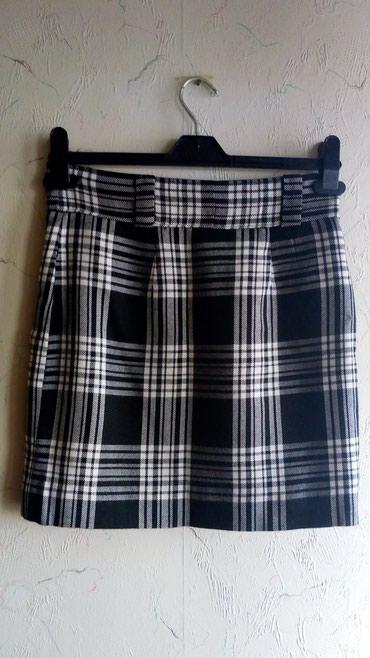 Nova pamucna suknja sa podstavom,dim..obim struka 70duz..43cm.. - Kraljevo