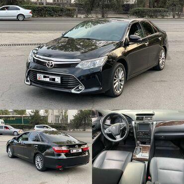 80 объявлений: Toyota Camry 2.5 л. 2017   150000 км