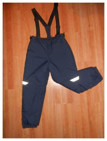 Pantalone ski obim - Srbija: Ski pantalone teget vel. 10-11 kao nove  dimenzije su sledece duzina o