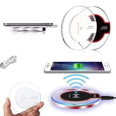 Dostupno Fantasy Wireless bežični punjač za mobilne telefonePunjenje