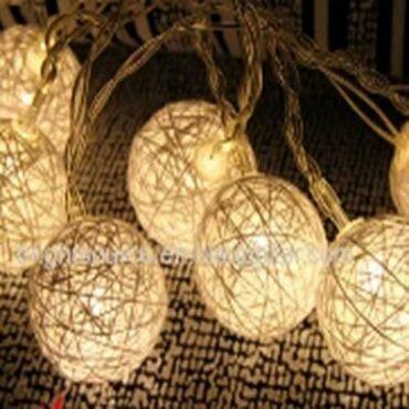 Ostalo za kuću - Srbija: LED Svetleće kugle 4cm Im