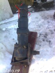 Prodajem vrlo malo koriscenu servo glavu upravljaca/oko 500 km/ sa - Kragujevac