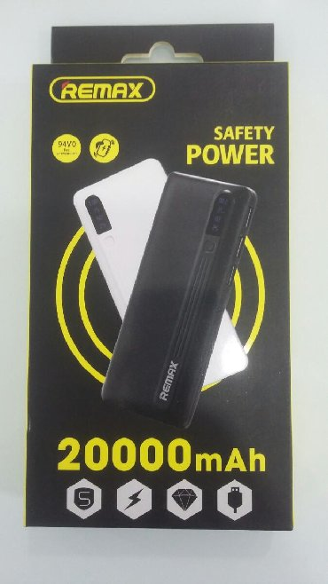 Зарядные устройства в Азербайджан: Power bank Remax20000mAhEkranli tezedi.Metrilara catrilma varWhapcata