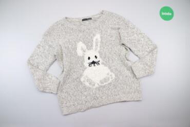 Жіночий светр з принтом зайчика Atmosphere, p. М    Довжина: 62 см Шир