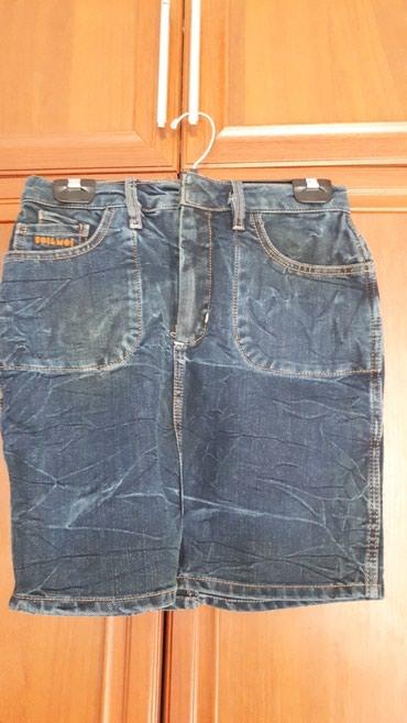 юбка и брюки в Кыргызстан: Новые вещи юбка размер 44-46юбка размер 40-42джинсы светлые 30