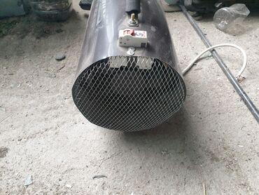 тепловая электропушка в Кыргызстан: Тепловая пушка. Обогреватель