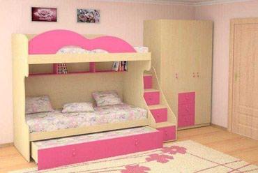 Мебель в детскую на заказ. в Бишкек
