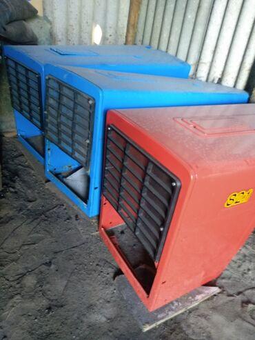 Трактор т 40 цена новый - Кыргызстан: Продам капоты на мтз