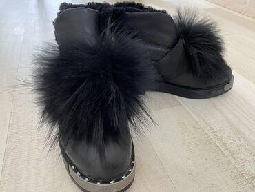 сколе в Кыргызстан: Продам турецкую обувь. Зимние чисто кожанные классные стильные сапоги