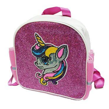 Рюкзак с единорогом.Яркий подарок можно легко сделать девочке - ведь