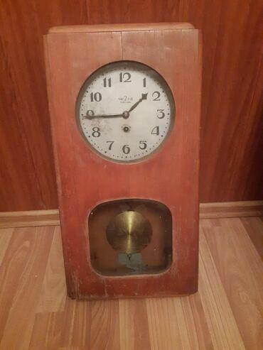 Антикварные часы в Кыргызстан: Продаю настенные часы, Москва!!!, Раритет!!! 1949 год