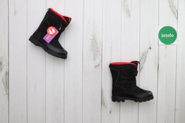 Дитячі теплі чобітки Pediped, р. 30    Довжина підошви: 21 см  Стан: д