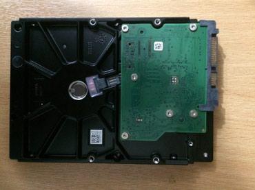 Жёсткий диск от фирмы Seagate Barracuda 500 гб работает идеально !!! в Бишкек