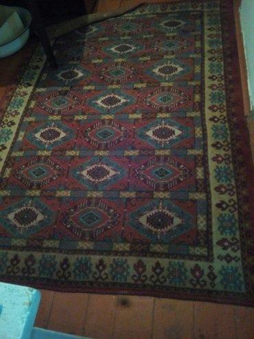 ковер ( шелк) размер 2×1. 5. ковры шелк 2. 2×2 цены 2300 с. ковер 1. 7 в Бишкек