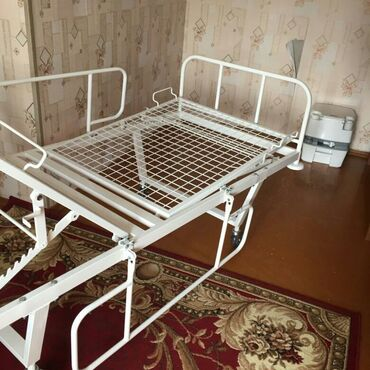 Отдых на Иссык-Куле - Кыргызстан: Больницный кровать