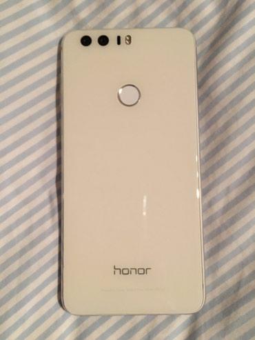 Huawei Honor 8, pearl white boja, Telenor mreža, ROM 32 GB, RAM 4GB, - Topola