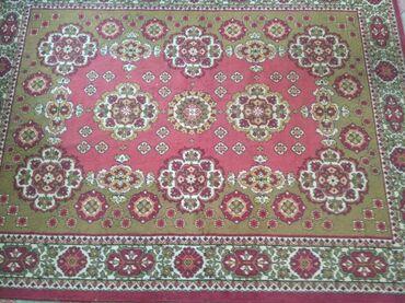 Шерстяной ковёр  2.30×3 цена 5000. Токмок