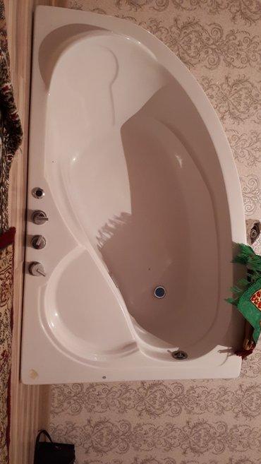 🔥🔥срочно ванна Жакузи 4500сом 1,5×1 в Бишкек