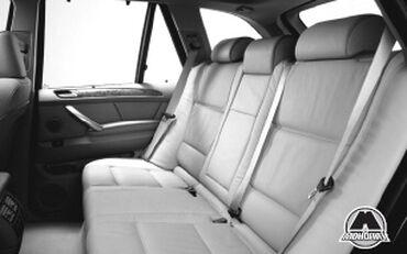 Продам задние сиденья х5 серые кожа в идеальном состоянии не дорого