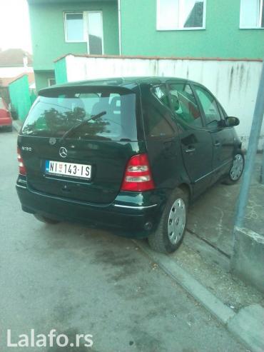 Mercedes a160 - Nis