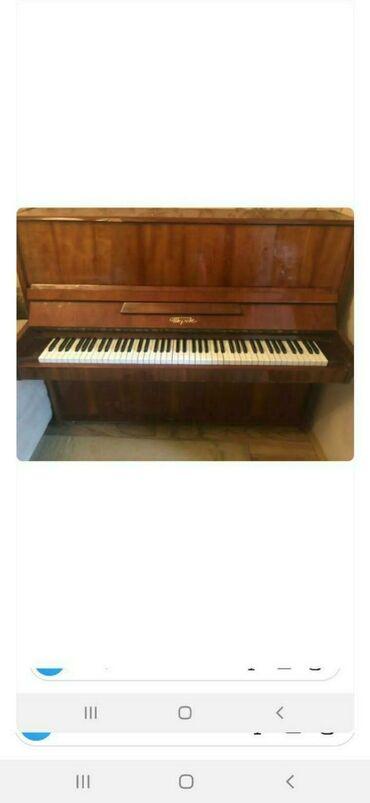 İdman və hobbi - Göyçay: Pianino  Qiymət: 210azn Ünvan : Pasyolka  (Ramile