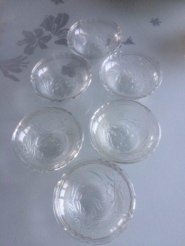 Вареница миниатюрка в наборе 6 шт Рефл. стекло. 350с в Ат-Баши