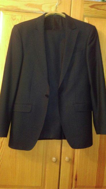 продаю турецкий  мужской костюм. размер 46 европейский. состояние отли в Бишкек
