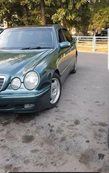 Транспорт - Массы: Mercedes-Benz E 270 2.7 л. 2000   400000 км